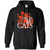 Mother Of Cats Hoodie