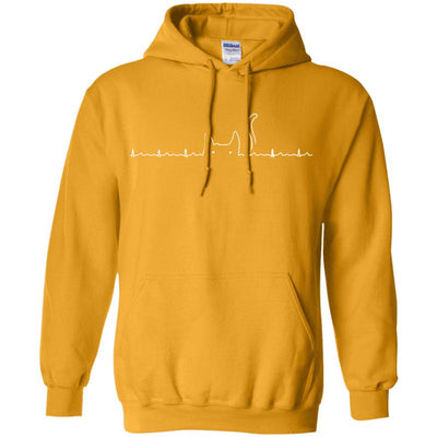 Heart Beating Cat Hoodie-FreakyPet