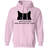 Don't Go Outside There Are People Out There Hoodie-FreakyPet