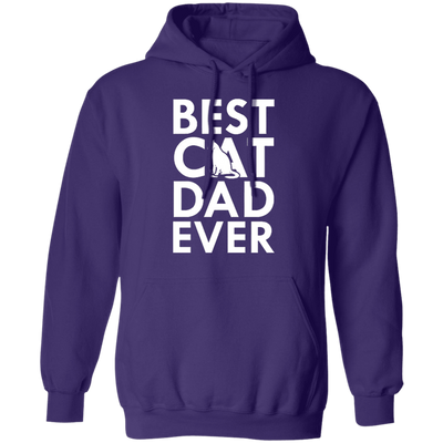 Best Cat Dad Ever Hoodie