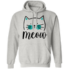 Meow Pullover Hoodie