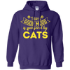 Todays Good Morning Is Sponsored By Cats Hoodie-Sweatshirts-FreakyPet