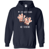 My Favourite Beans Are Toe Beans Hoodie-FreakyPet