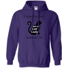 Super Cool Cat Lady Hoodie-Sweatshirts-FreakyPet