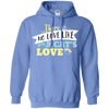 There Is No Love Like A Cat's Love Hoodie-Sweatshirts-FreakyPet