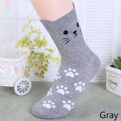 Cheeky Cat Socks
