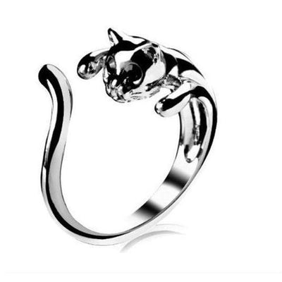women cat rings