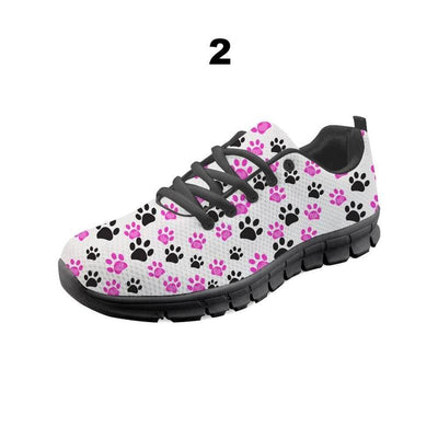 Cute Casual Cat Sneaker Shoes