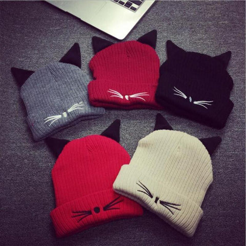 Devlish Cat Ear Beanie
