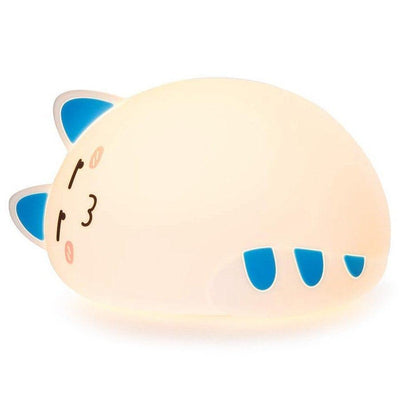 1-Touch Color Changing Cat Night Light Lamp