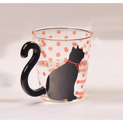 Tail Swing Cat Glasses-FreakyPet