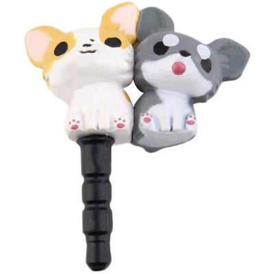 Dog Anti Dust Earphone Jack Plugin-FreakyPet
