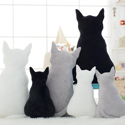 Cute Wonderful & Soft Alice Cat Sofa Pillows