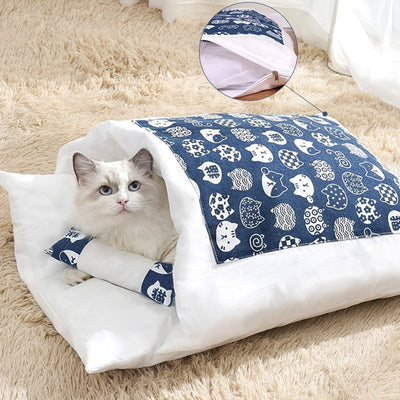 Japanese Cat Bed House