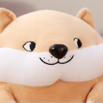 Cheeky Corgi Plush Toy-FreakyPet