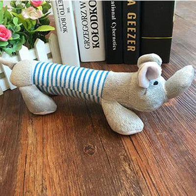 Stretchy Animal Chew Toy-FreakyPet