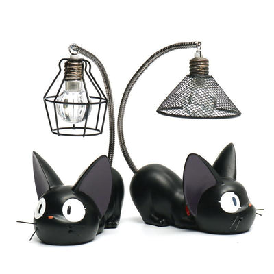 Cute Black Cat Night Light Lamp-LED Night Lights-FreakyPet