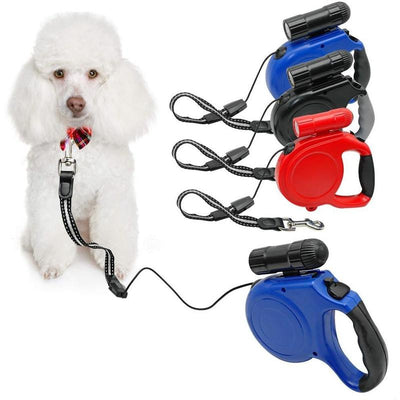 Dog Flashlight Leash-FreakyPet
