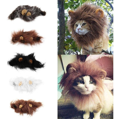 Cat / Dog Lion Hair Mane-FreakyPet