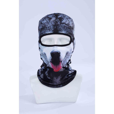 Dog & Cat Cycling/Motorbike Mask-FreakyPet