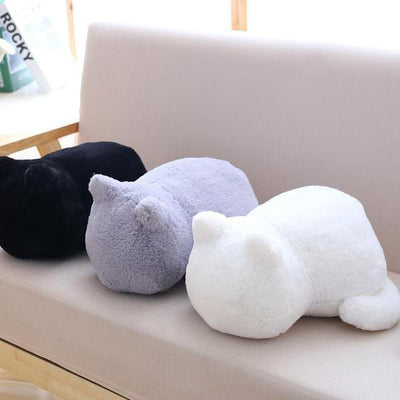 Stayreal Ashin Cat Plush Cushion Pillows