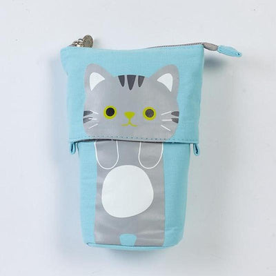 Kawaii Cat Pencil Box-FreakyPet
