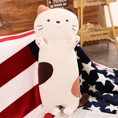 Long And Cute Bed & Sofa Cat Pillows