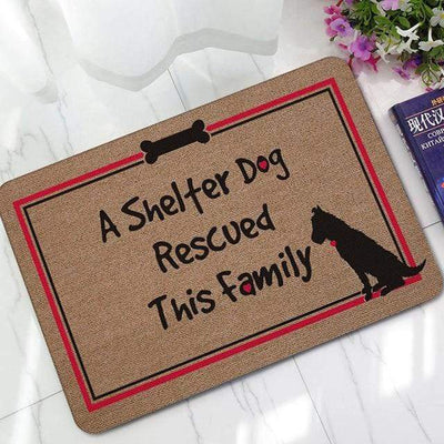 Homely Cat & Dog Anti-Slip Doormat