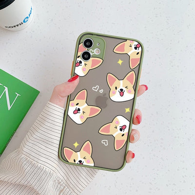 Cute Corgi Dog IPhone Cases-FreakyPet