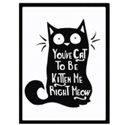 789ab60c73883 Cute Cat Canvas Wall Art Decor-Painting   Calligraphy-FreakyPet