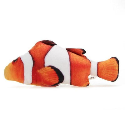 Fish Kicker Toy-Cat Toys-FreakyPet