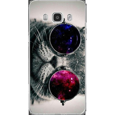 Cat iPhone Case All Models-Phone Bags & Cases-FreakyPet