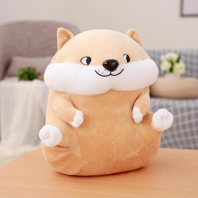Cheeky Corgi Plush Toy-Stuffed & Plush Animals-FreakyPet