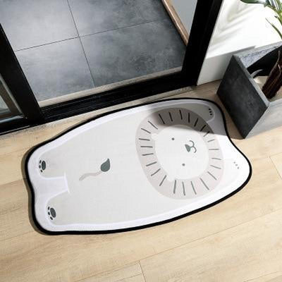 Lovely Cat Anti-slip Mats