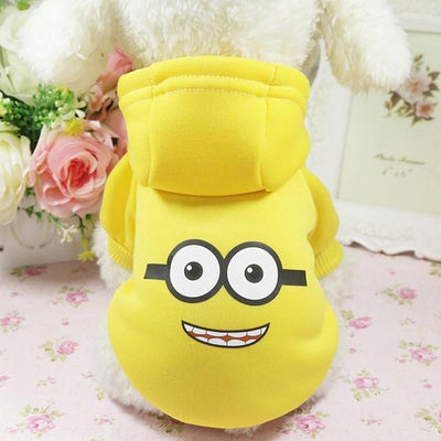 Cartoon Pet Dog Clothes