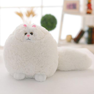 Fluffy Persian Plush Cat-Stuffed & Plush Animals-FreakyPet