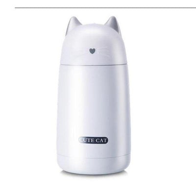 Stainless Steel Cat Thermos-FreakyPet