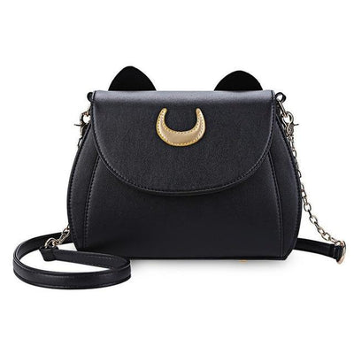 Sailor Moon Luna Cat Shoulder Bag
