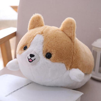 Little Corgi Plush Toy-FreakyPet