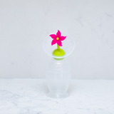 Haakaa Silicone Flower Stopper- Various Colours