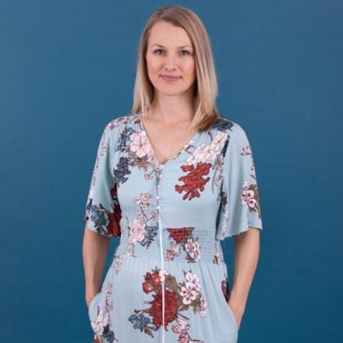 Mamushka Maternity/Breastfeeding Dress - Catherine Mary - Sizes 8-26