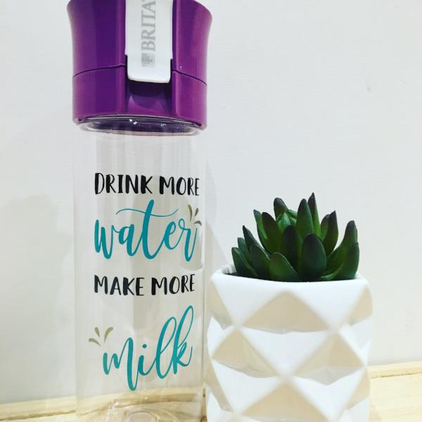 Breastfeeding Water Bottle