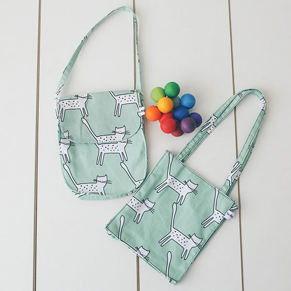 B.A.G. (Boy and Girl) Gender Neutral Childrens Bag - Tote or Flap style