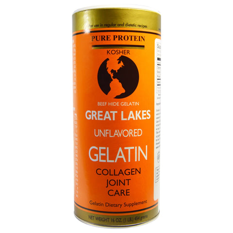 Great Lakes - Gelatin (the RED one)