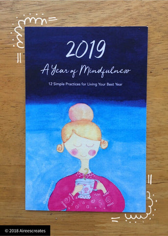 2019 Year of Mindfulness Calendar