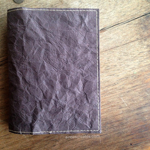 A6 Gutsy® Cover for Hobonichi - Cacao
