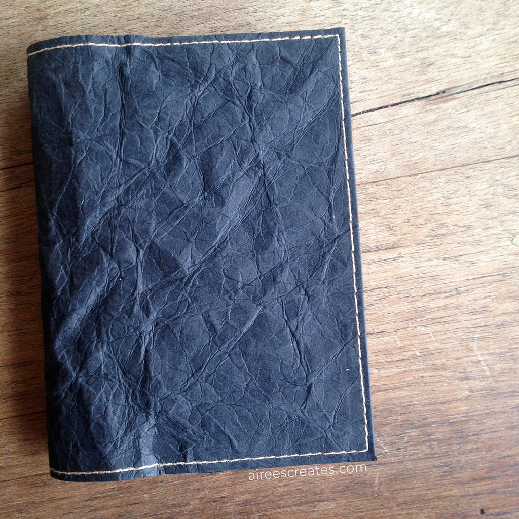 A6 Gutsy® Cover for Hobonichi - Nero