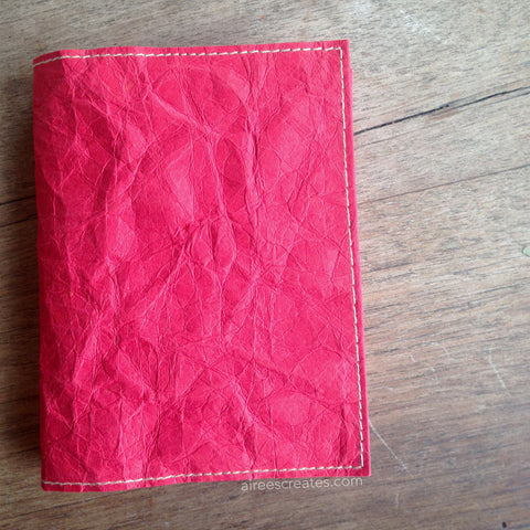 A6 Gutsy® Cover for Hobonichi - Rojo