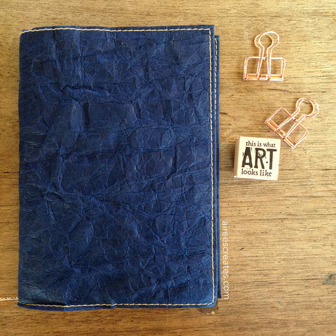 Gutsy® Cover for Hobonichi Cousin (A5) - Azul