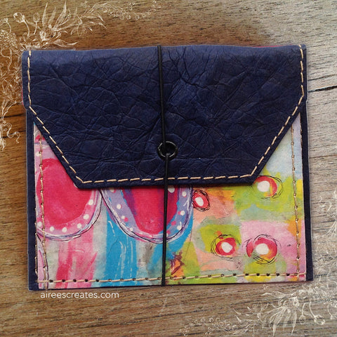 Coin Purse - Be Kind Blue Gutsy®